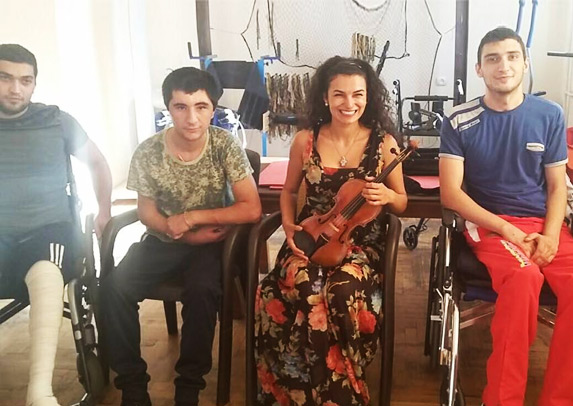 Armenian Wounded Heroes Fund